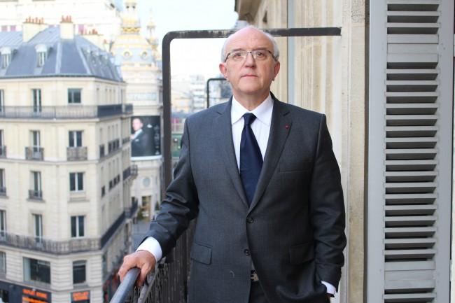 Hugues Sibille, président du labo ESS