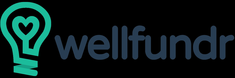 Logo Wellfundr : plateforme crowfunding santé