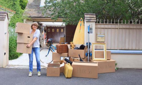 OuiStock : plateforme collaborative garde-meuble et location box :